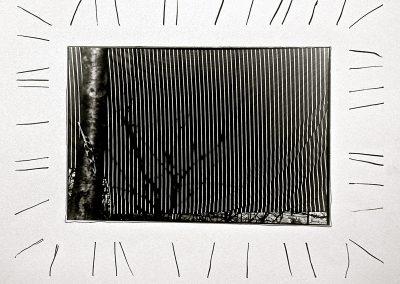 La plume du peintre, (35), 60x50cm, 2004