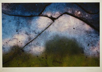 Paysage de suie, 14 Photos éditées à 14 exemplaires, 60x90cm, digigraphie Epson, RLD, 2014