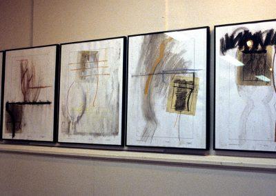 Bivouac, (42), 65x50cm, 1992