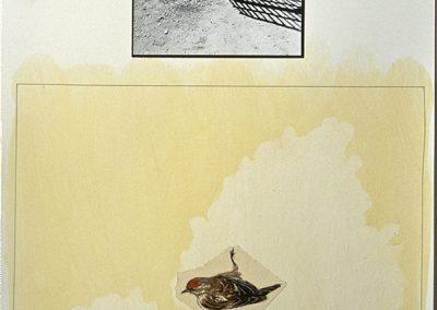 Des géants te dis-je, ( 35), 64x45 cm, 1999