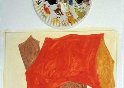 Incognito, (56), 65x47 cm, 2001