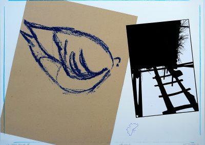 La vallée Bleue, (28), 68x91cm, 2005