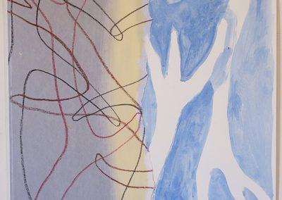 Libre influence, (28), 100x70cm, 2013