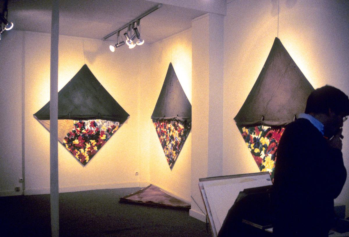 1 : Galerie Bernard Jordan, PARIS, 1984