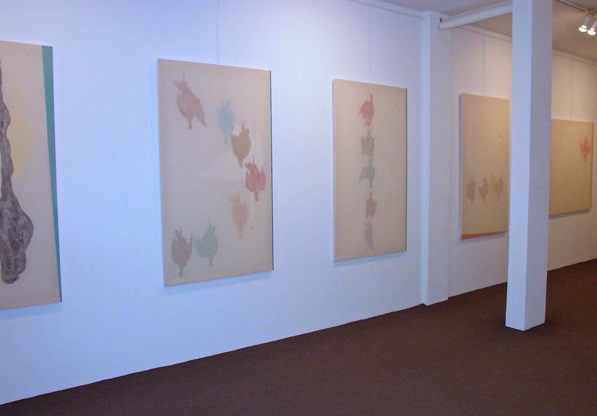 2 : Galerie Brunléglise, PARIS, 2005
