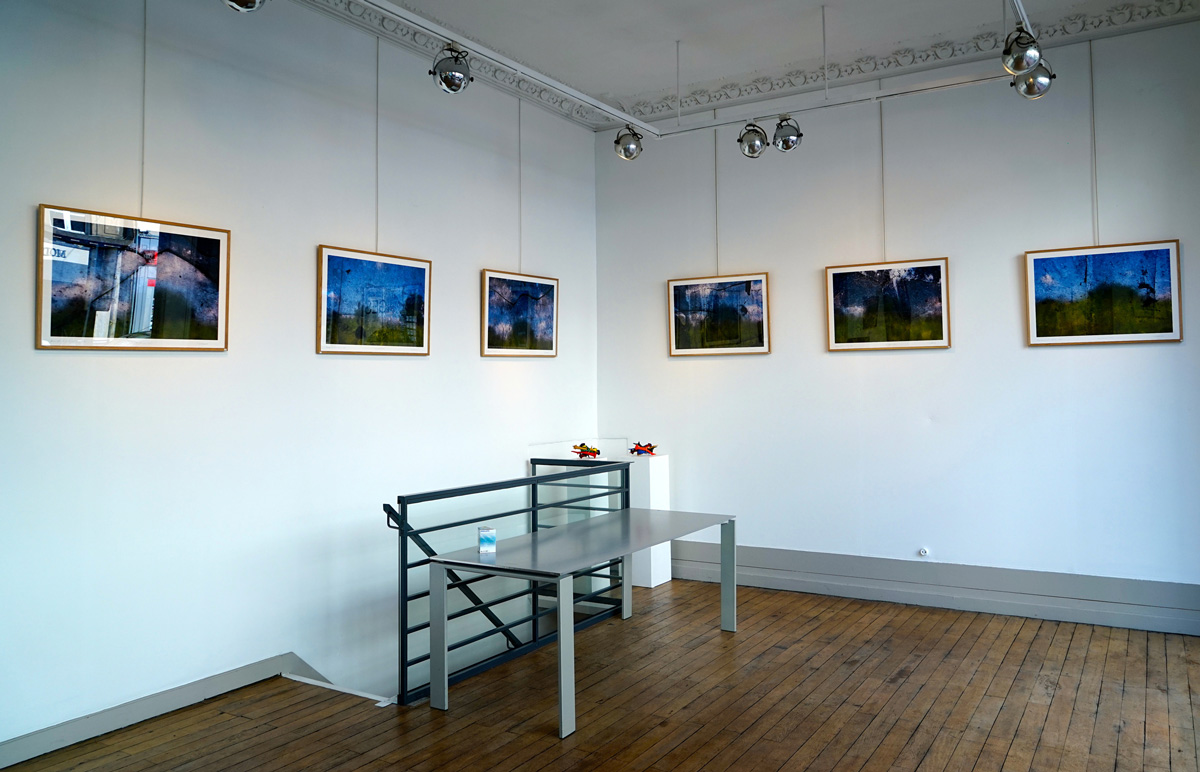 3 : Galerie ArtSet, Limoges, 2015