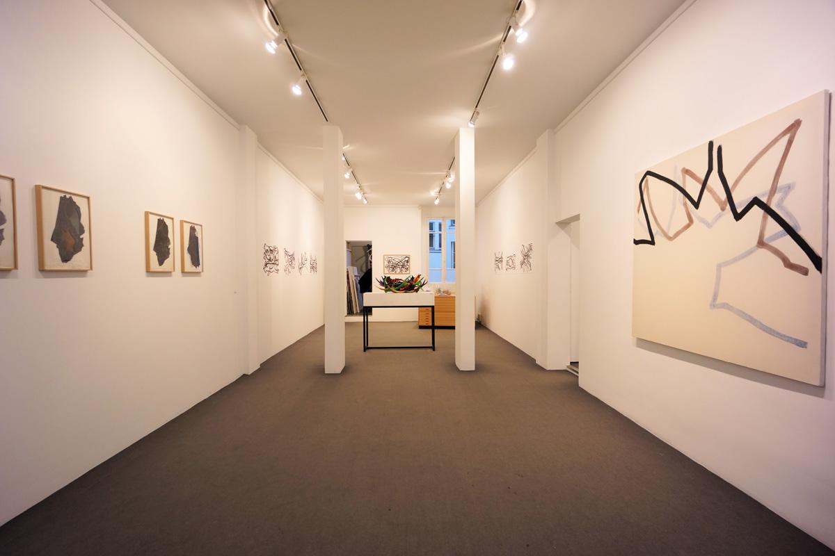 6 : Galerie Brunléglise, PARIS, 2013