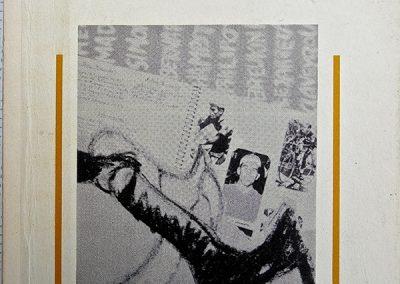 LA11 : Christian Prigent, Six jours sur le Tour, Dessins de Joël Desbouiges, éditions Evidant, Bois le roy. 1991.