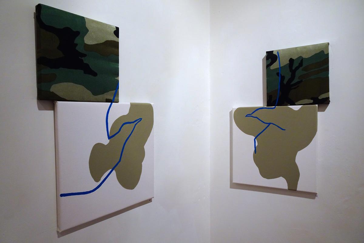 7 : Galerie Oms, CERET, 2016